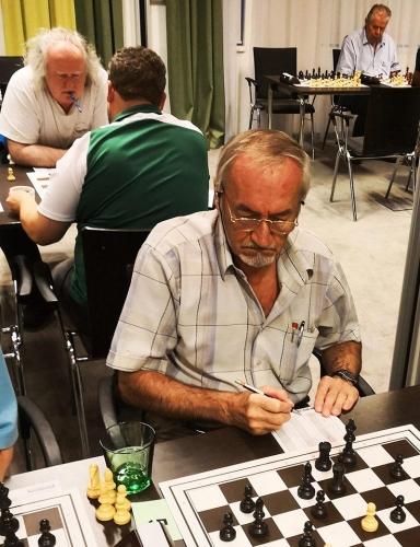 B-Turniersieger Gerhard Mischek