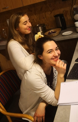 Charme & Grazie & Anmut  Nikola & Sophie