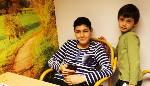 David & Philip