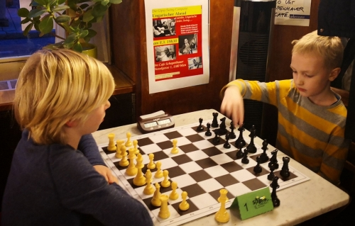 Grand Finale Benjamin versus Lukas